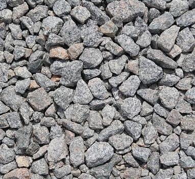 Livraison de granulats